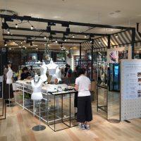 ギリコ 阪神百貨店 初出展。